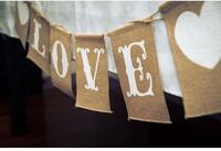 Wedding Decoration with Burlap Calgary, T2J