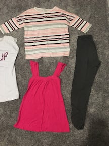 Girls youth clothing