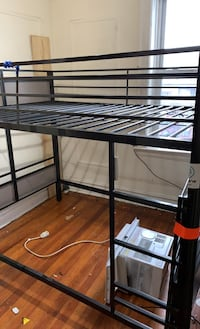 Full Size Bunk Bed Frame - MUST GO TODAY / $75.00 or OBO