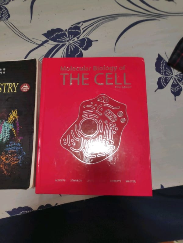 Biology/science text books 3