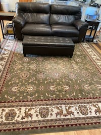 """Large area rug 10 x 13'3"""""""