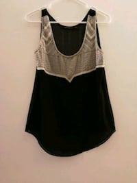 Black top with beads. Size S or M 787 km