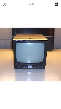 "Ikegami model PM9-5A Video Monitor, 9"" Screen"