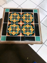 unique tiled side table  Muskego, 53150