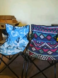 Camping chairs or fishing chairs Granite City, 62040