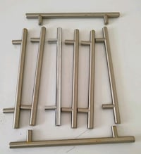 stainless steel frame and white wooden frame Greater London, RM10 8EP