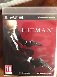 Sony PS3 Hitman Absolution Game