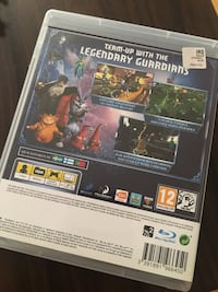 Rise Of The Guardians Ps3  Çankaya, 06460