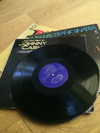 The Very Best of Johnny Cash (1984-England)