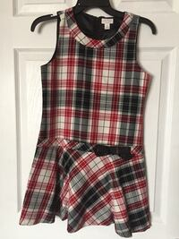 Girl's TCP holiday plaid dress size 10 new Mississauga, L5K 1H5
