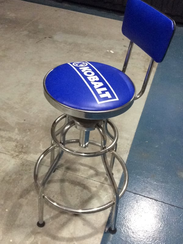 Sold Kobalt Adjule Hydraulic Stool