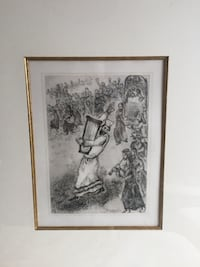 Marc Chagall Heliogravures Clifton, 07013