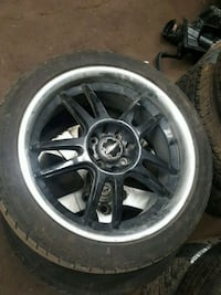 4 bolt rims all 4 Mississauga