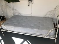 Antique French Day Bed with custom mattress  San Jose, 95124