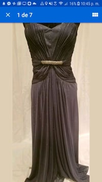 women's brown sleeveless dress Washington, 20036