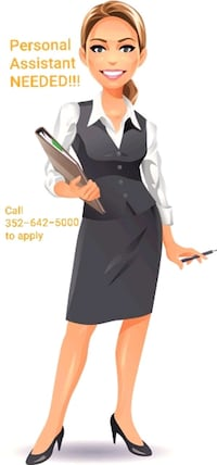Personal Assistant Needed Gainesville