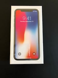 IPhone X *NEU* 6543 km