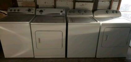 Kenmore Set $300 Whirlpool Set $400 Clean Excellent Condition
