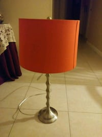 brown and white table lamp Miami, 33177