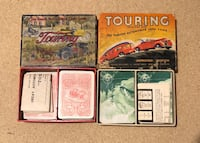 Vintage travel game Minneapolis, 55402