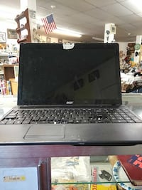 black Acer laptop..parts