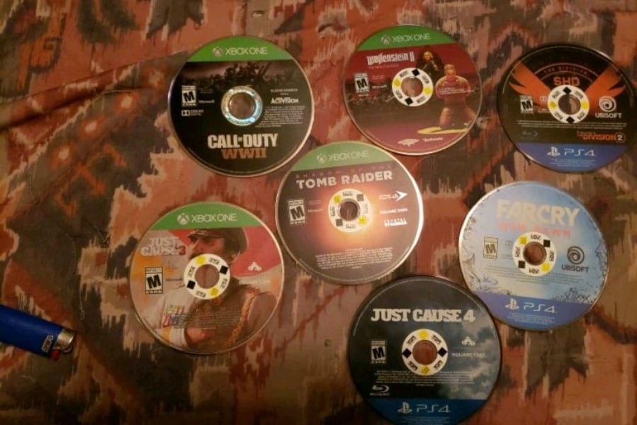 Xbox One and PS4 Games f8601518-855a-4907-b9fd-2a1b0c0bf2f2