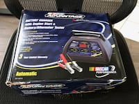 NASCAR Car Battery Charger with Engine Start & Battery/Alternator Tester Coquitlam