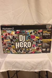 DJ hero PlayStation 2 Meyers Lake, 44708