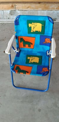 Kids camping chair ( pick up in Airdrie) Airdrie