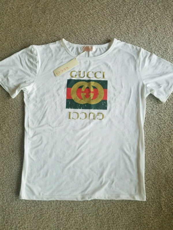 516d875be Used Gucci T Shirt for sale in Washington - letgo