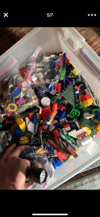 assorted color plastic toy lot Santa Fe Springs, 90670
