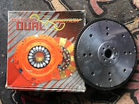 Centerforce Dual Friction Clutch and Flywheel. Fairfax, 22033
