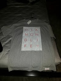 Size large, never been worn