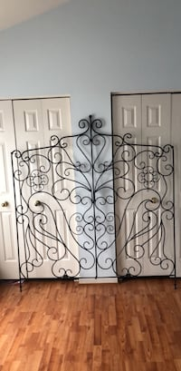 Wrought iron decorative headboard, queen size Centreville, 20121