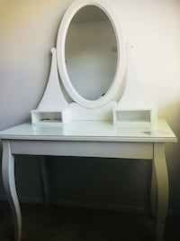 white wooden dresser with mirror Fairfax, 22031