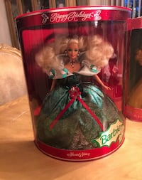 Happy Holiday 1995 Barbie Doll special edition  Lowellville, 44436