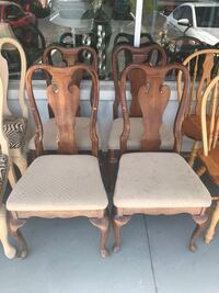 French provincial chairs Clearwater, 33761
