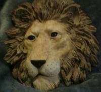 Lion Wall Plaque by Home Interior & Gifts  Los Banos, 93635
