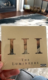NEW The Lumineers III cd