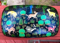 One-of-a-kind Beautiful Handpainted Indian Wooden Jewelry Box Falls Church, 22046