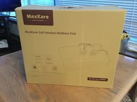 MaxKare Soft Heated Queen Size Mattress Pad Burnaby, V3N 0A2