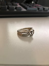 Kay Jewellers Heart Promise Ring