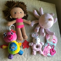 Baby Girl Toy Lot  Haverhill, 01832