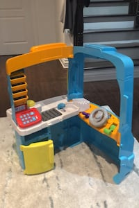 Fisher price little kitchen play set