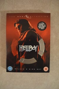 HELLBOY THE REEL COLLECTION DELUXE 2 DİSC SET
