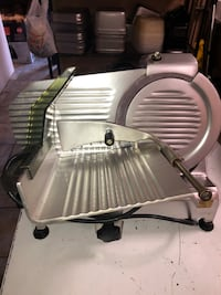 Meat slicer 10''  from Nella  Made in ???????? Italy Newmarket, L3Y