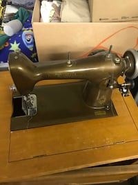 Westinghouse sewing machine Corrales, 87048