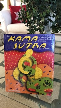 KAMA SUTRA - Adult Game  8 km