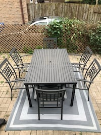 Patio set London
