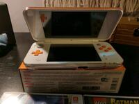 Nintendo 2DS with case and 2 games Surrey, V3R 7C1